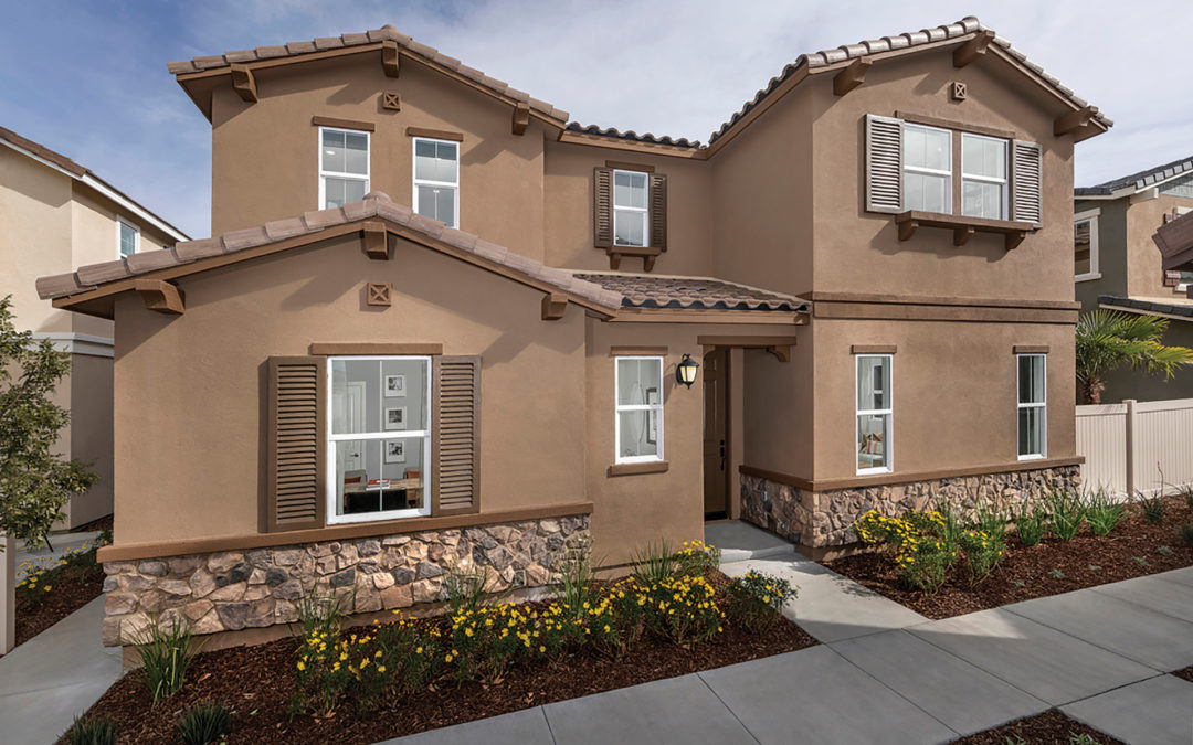 Growth in Santa Clarita – KB Homes – Vista Canyon