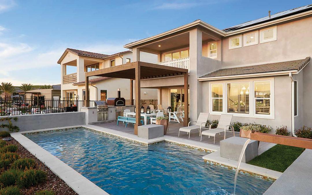 Growth in Santa Clarita – Pardee Homes – Skyline