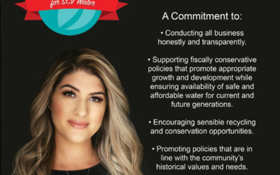 Karla Waymire Campaign for SCV Water Agency, Division 1