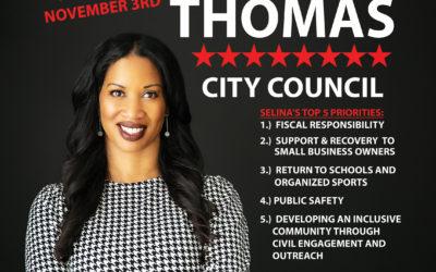 Meet Selina Thomas