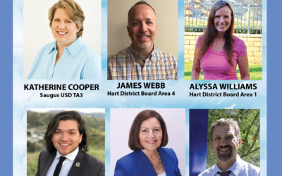 Six Local Residents Need Your Vote for School Board