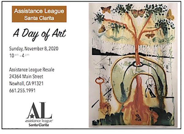 Assistance League® Santa Clarita Presents A Day of Art