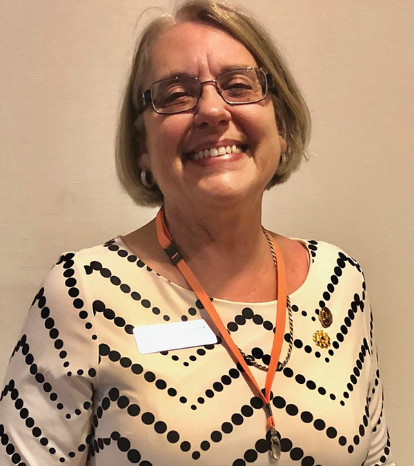 Sharon Langenbeck Installed as Zonta International President