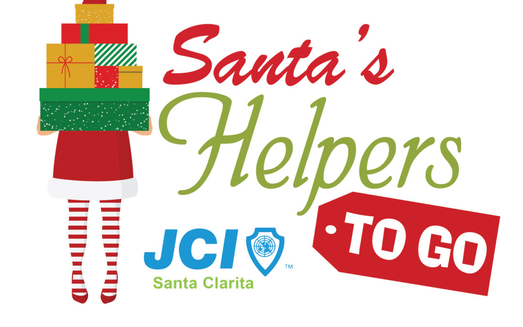 JCI Santa Clarita Hosts Drive-Thru Donation Drive for Santa's Helpers