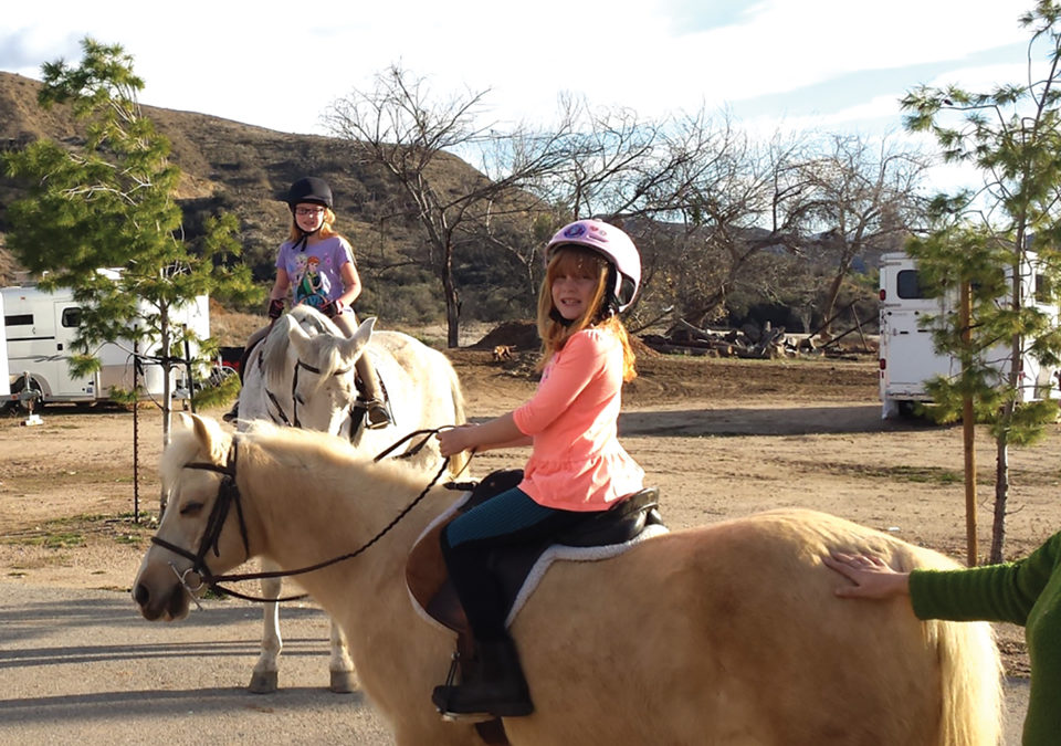A Family Ranch All Year Long – Gilchrist Farm