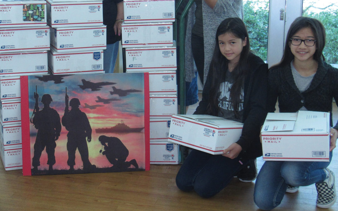 Operation Thank Our Troops: Holiday & Winter Care Packages