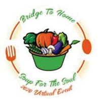 Join Bridge to Home for Soup for the Soul on December 5 from 6:30 to 8 p.m.