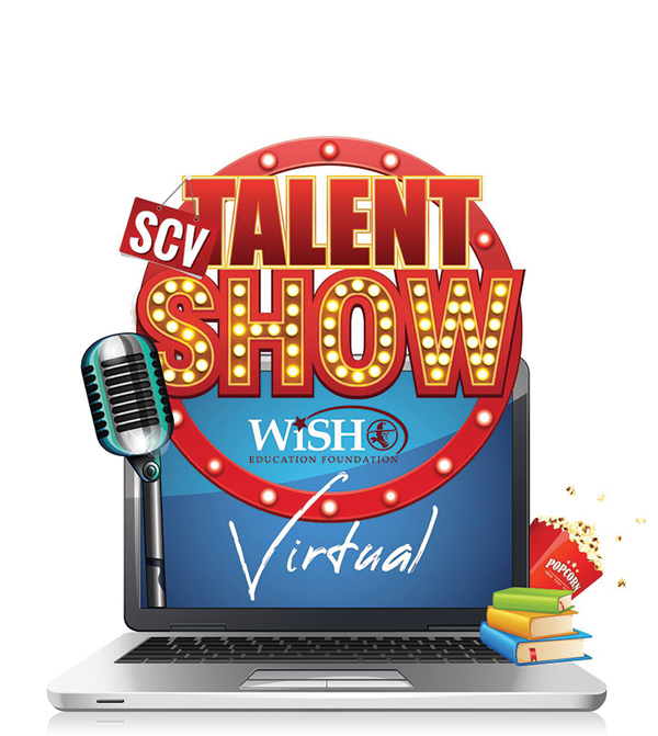 SCV Virtual Talent Show by WiSH Education Foundation!