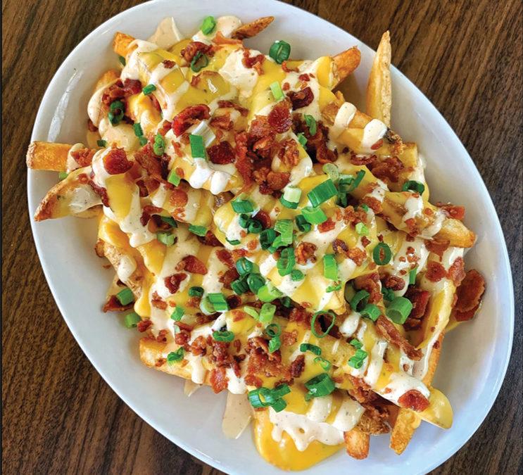 'Tis the Season For Loaded Fries! – Slater's 50/50
