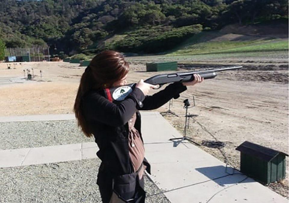 Rifle Range at Oak Tree Gun Club