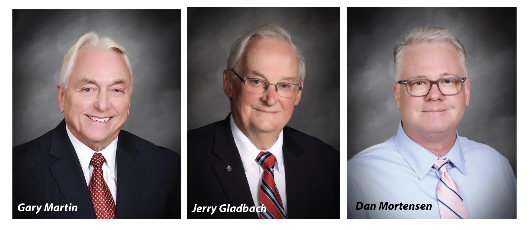 SCV Water Seats 2021 Board Leadership Gary Martin Re-Elected as Board President Jerry Gladbach and Dan Mortensen to Serve as Vice Presidents - Magazine of Santa Clarita
