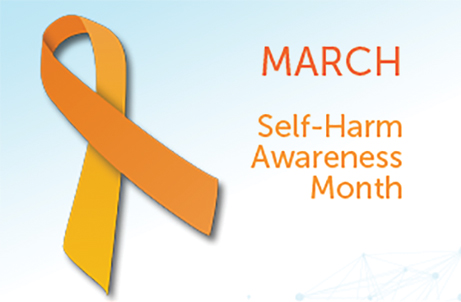 March Is Self-Harm Awareness Month