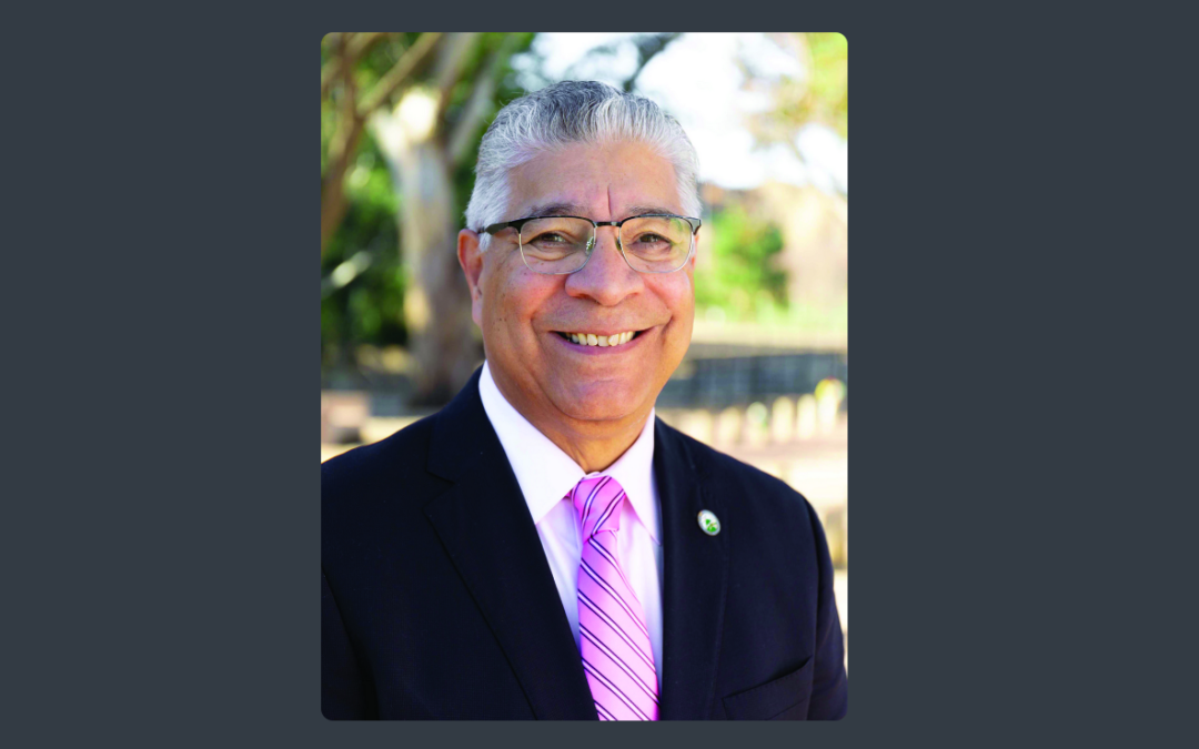 Monthly Message from the Mayor Bill Miranda – It's Good to be Green