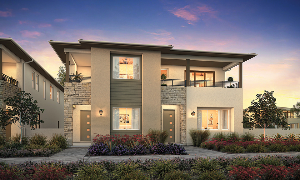 Model Home Openings Coming To FivePoint Valencia: Notable Builders Offer Distinctive Designs