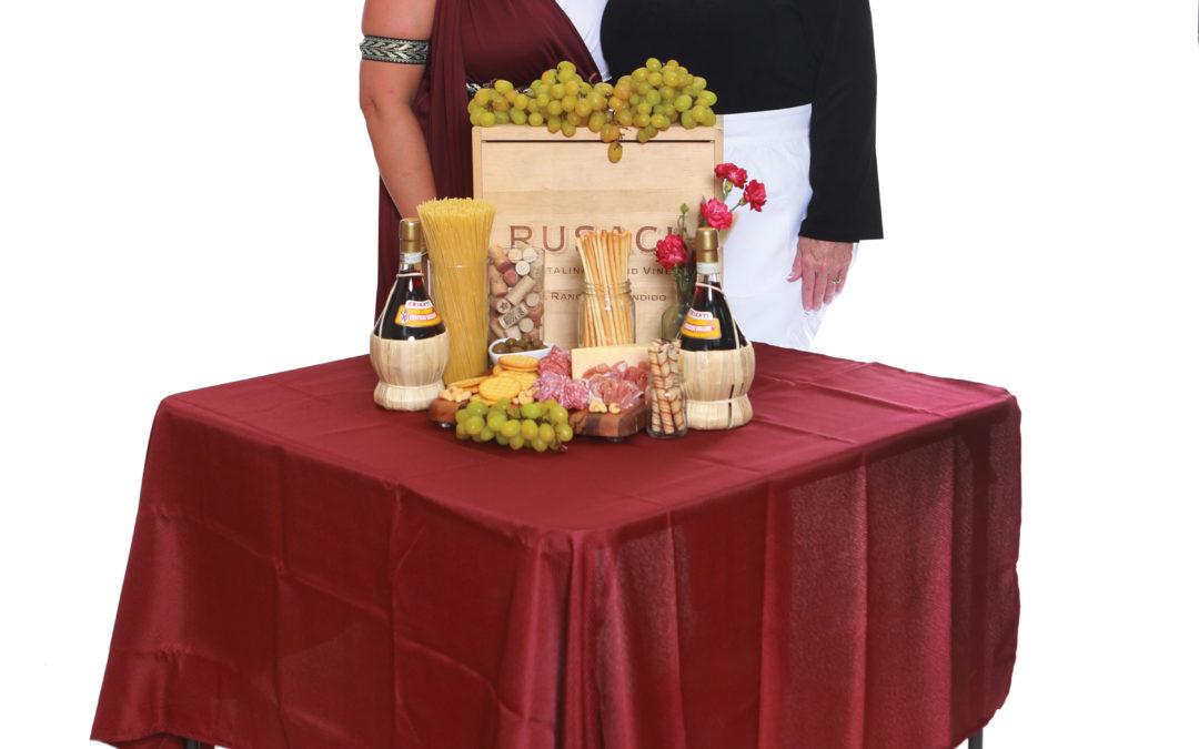 SCV Senior Center's Celebrity Waiter Dinner