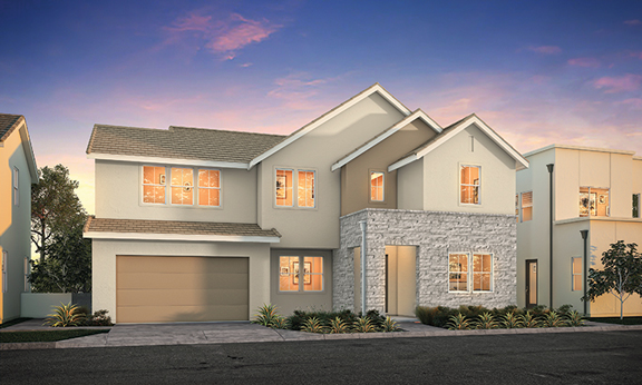 Many Choices Coming To Homebuyers At FivePoint Valencia In LA County
