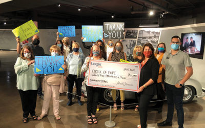 Logix Federal Credit Union's Paying with a Purpose Campaign