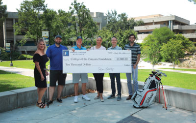 Swing for Scholarships Golf Tournament COC Foundation – August 30th, 2021
