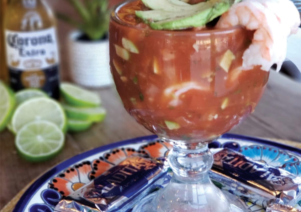 Cocktail, please! – Azul Tequila Mexican Grill & Bar