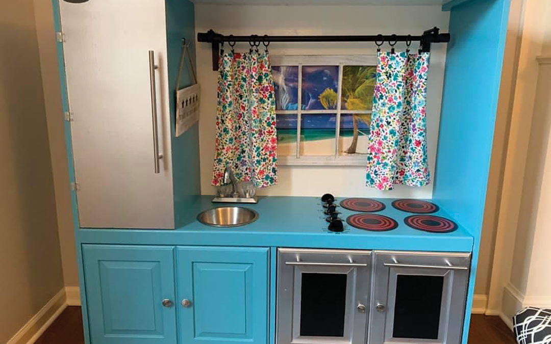 Home Project – Great Job Stephanie!