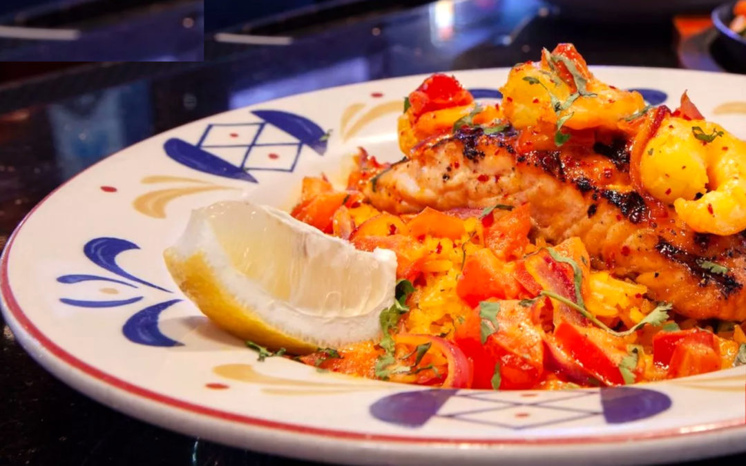 Sweet, Savory and Everything in Between at Azul Tequila Mexican Grill & Bar