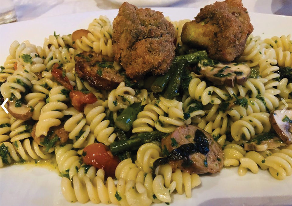Taste the Truffle of Dreams at Bella Cucina Italian Restaurant