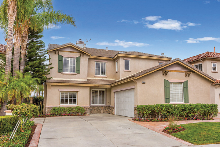 """Craig Martin's """"Home of the Month"""" 26461 Kipling Place in Stevenson Ranch"""