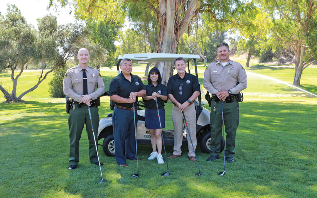Santa Clarita Valley Sheriff's Station Golf Tournament